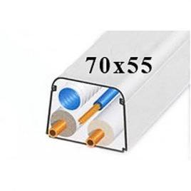 ClimaPlus montagekanaal 70 x 55 mm CP7055-KAN